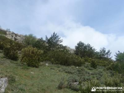 La Tornera ; Pico Porrejón – Sierra de la Puebla; senderismo en madrid rutas excursiones senderis